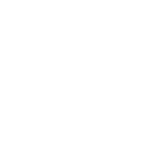 Young City logo