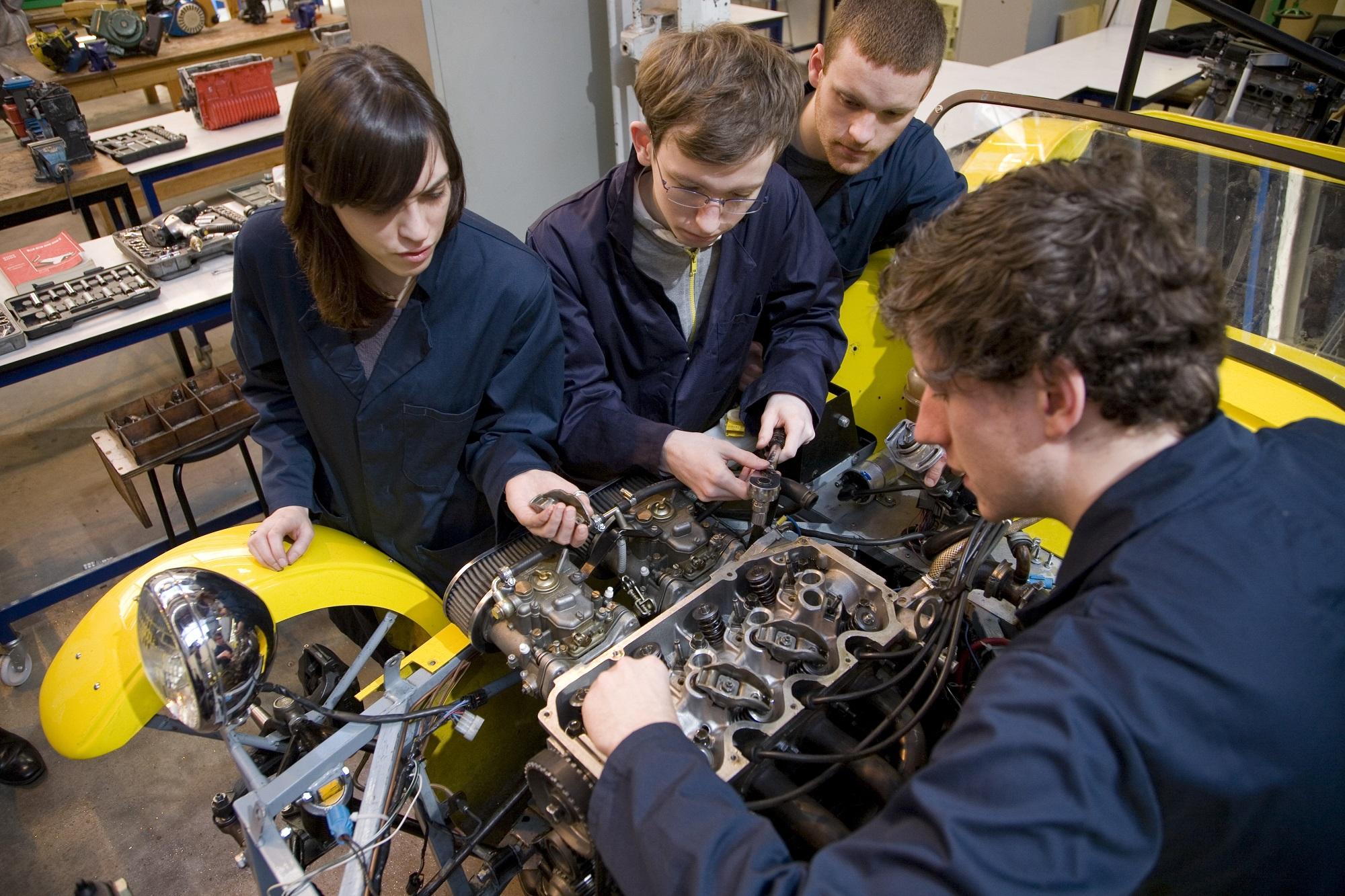 مهندسی مکانیک در مجارستان